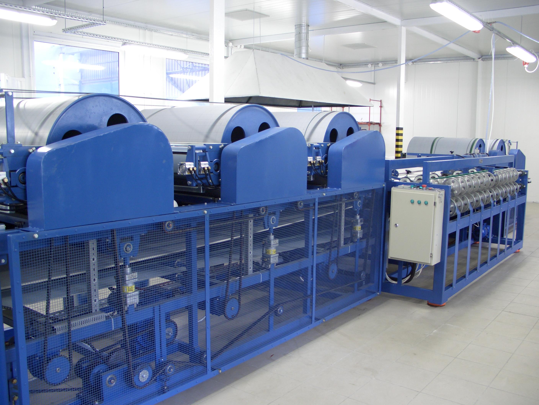 BIG BAG PRINTING MACHINES - POLYTEK MACHINERY
